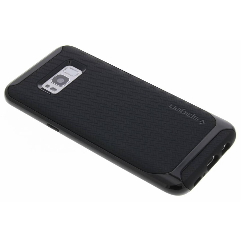 Zwarte Neo Hybrid Case voor de Samsung Galaxy S8 Plus
