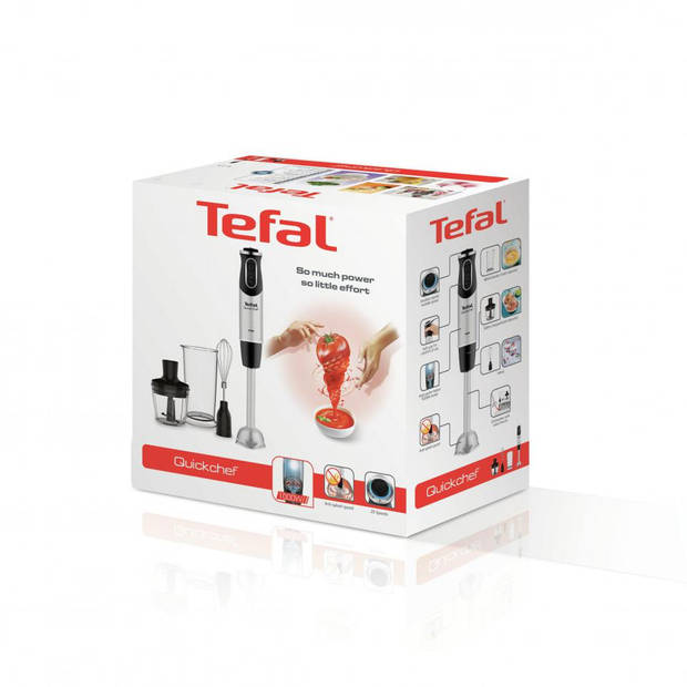 Tefal staafmixer Quickchef HB6568