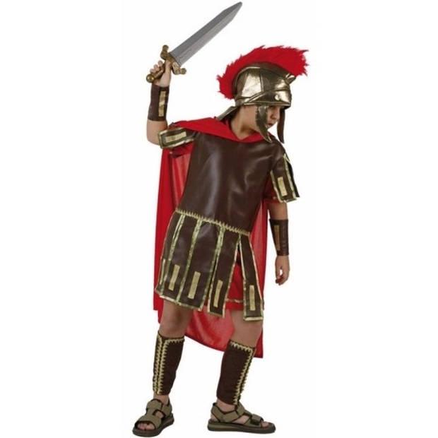 Romeinse soldaat Fabius kostuum voor jongens 116 (5-6 jaar) - Carnavalskostuums