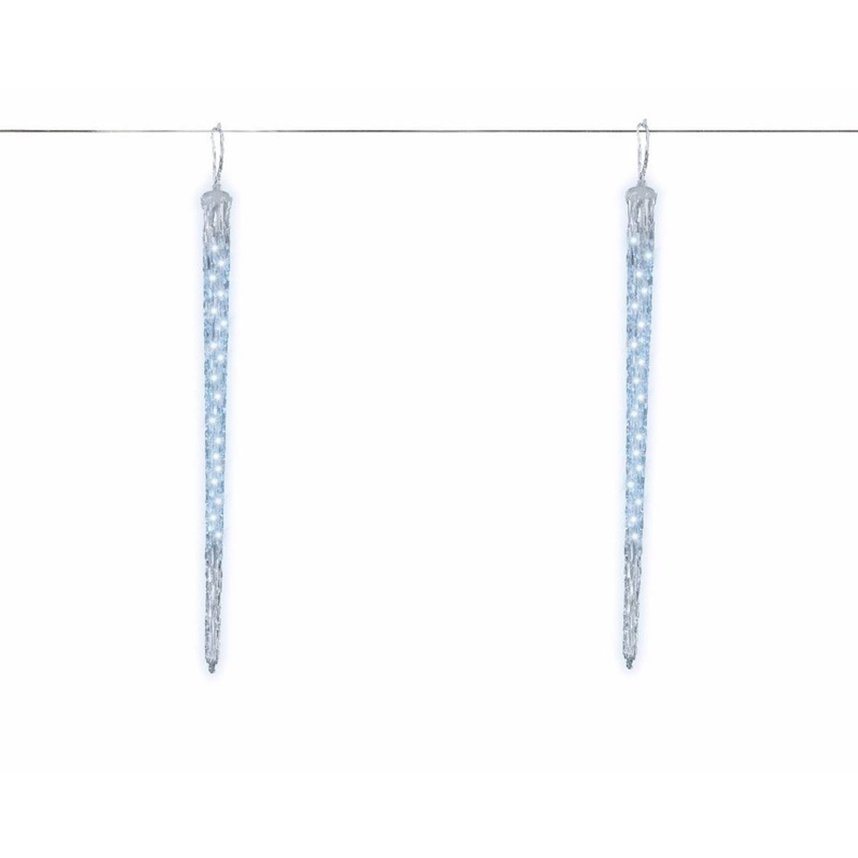 IJspegel LED verlichting koel wit buiten 6 pegels 48 cm