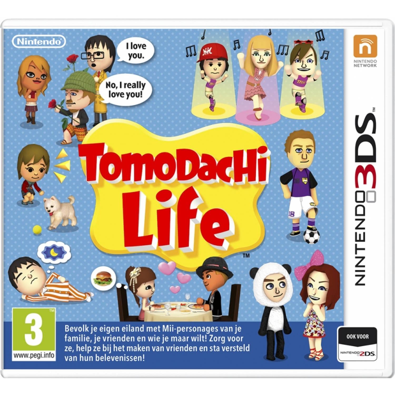 Tomodachi Life (Engels talig)