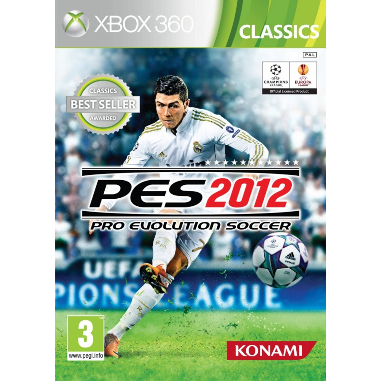 Pro evolution soccer 2012 (classics)