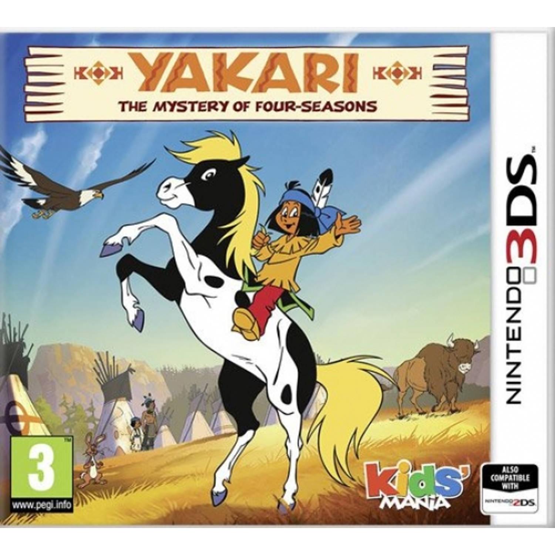Yakari The mystery of four-seasons