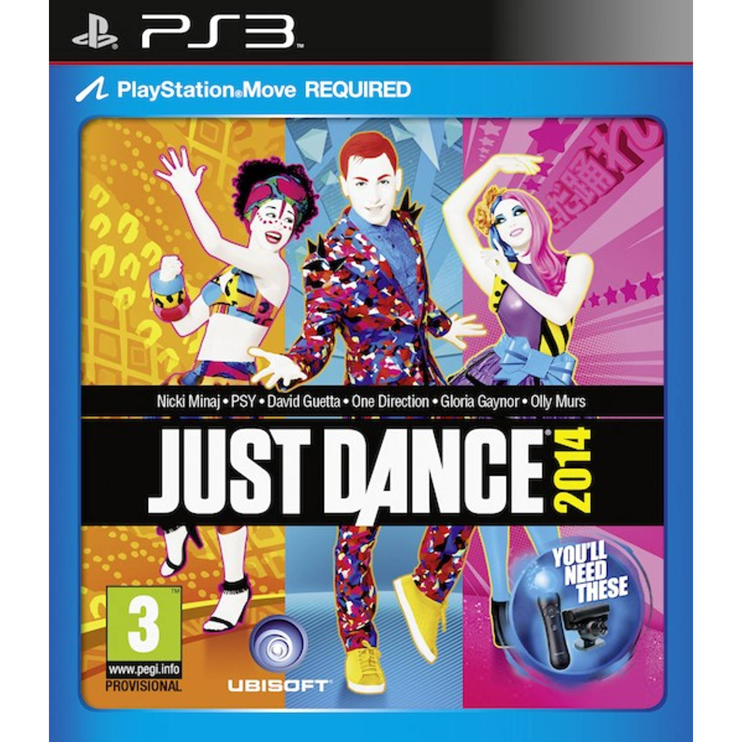 Just dance 2014 (move)