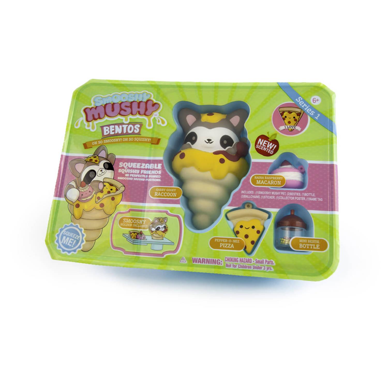 Smooshy Mushy Box Wasbeer Squishy