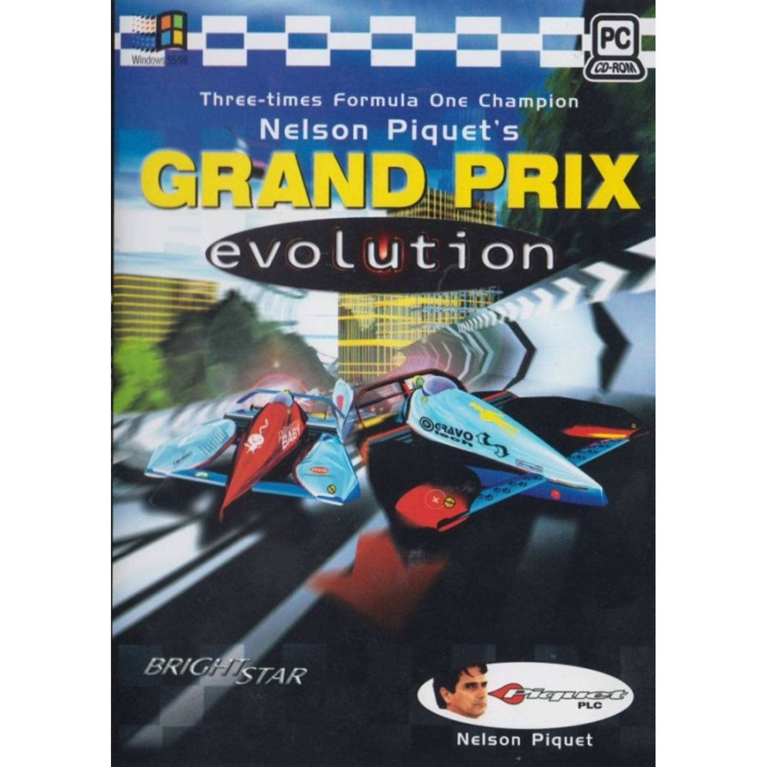 Grand prix evolution