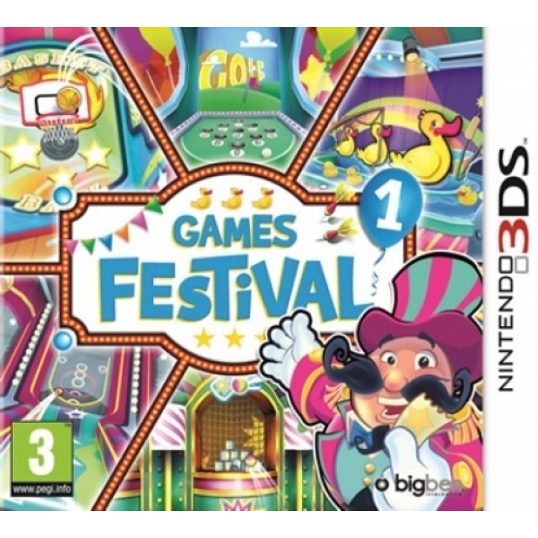 Afbeelding van Games festival 1