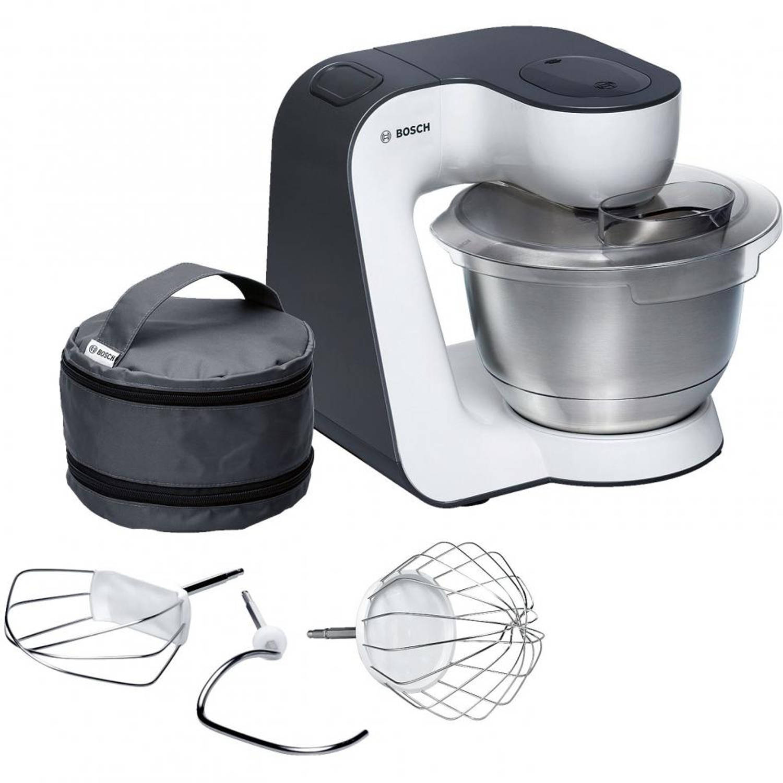 Bosch keukenmachine MUM54A00 - wit/zwart