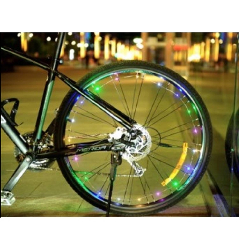 fietslicht slinger