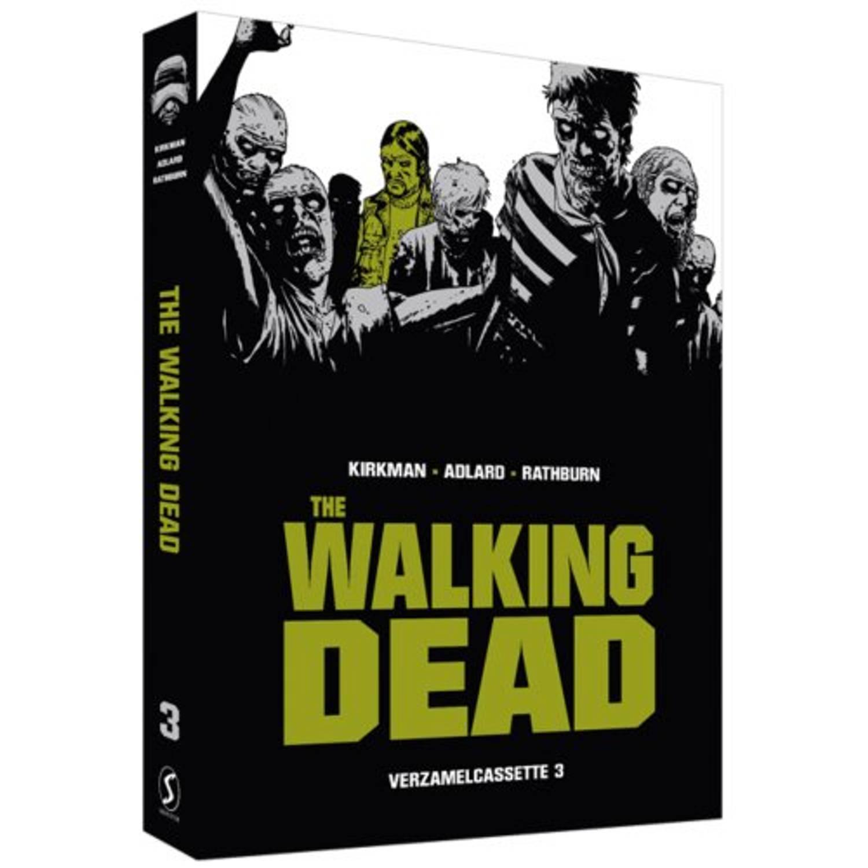 The Walking Dead Cassette 3 Deel 9 T m 12 The