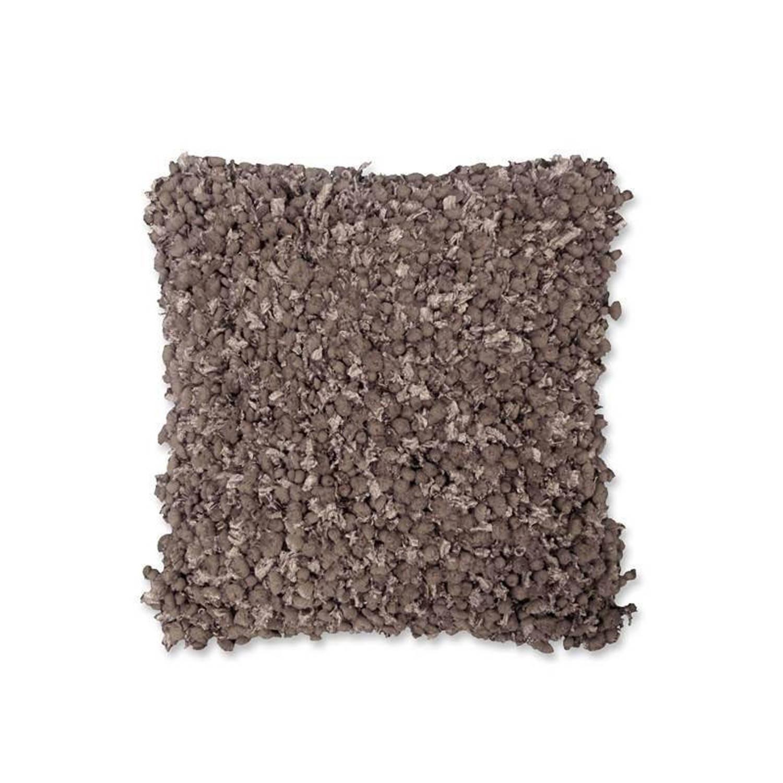 Unique Living Robine sierkussen - 70% polyester - 30% katoen - 45x45 cm - Taupe