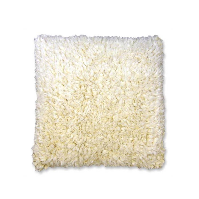 Unique Living Salvo sierkussen - 100% polyester - 45x45 cm - Geel