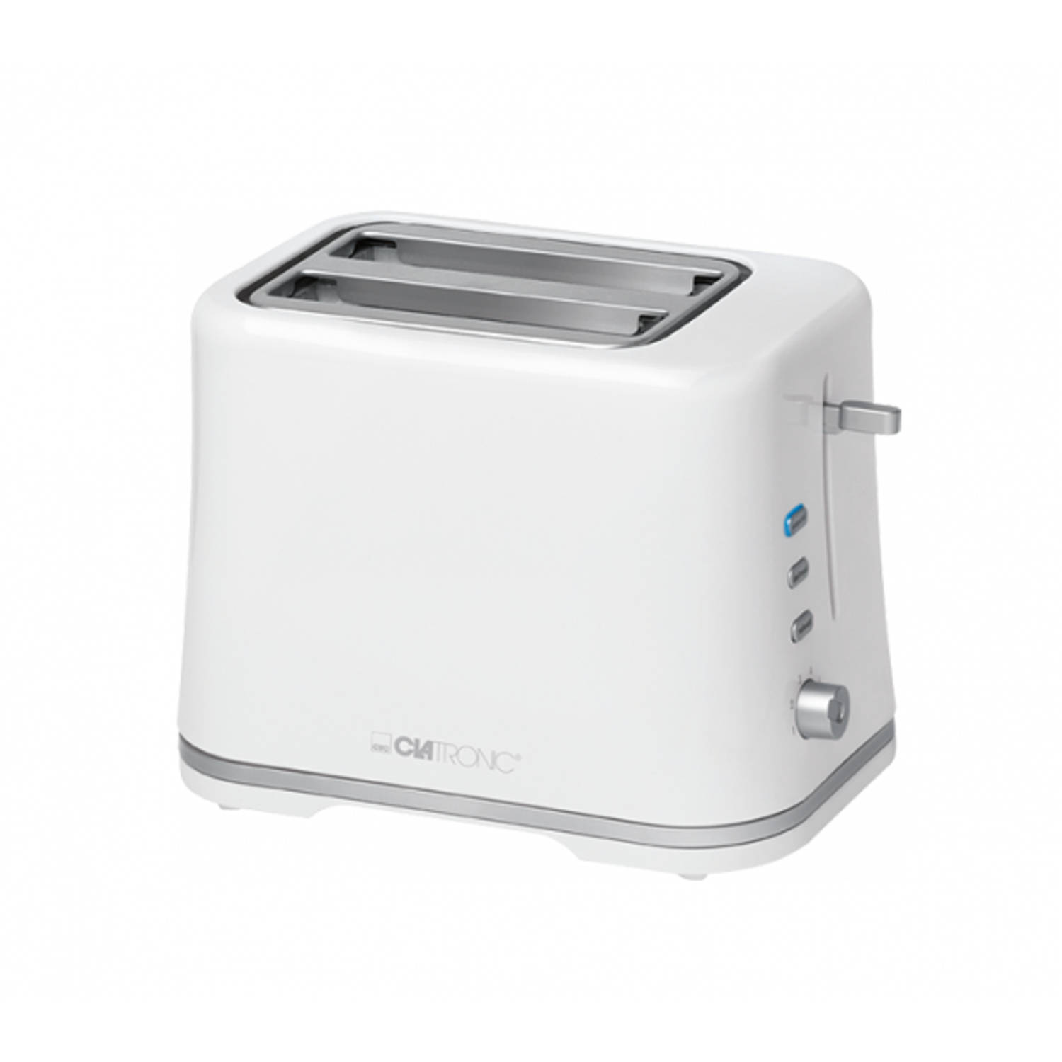 Clatronic broodrooster-toaster ta 3554 wit