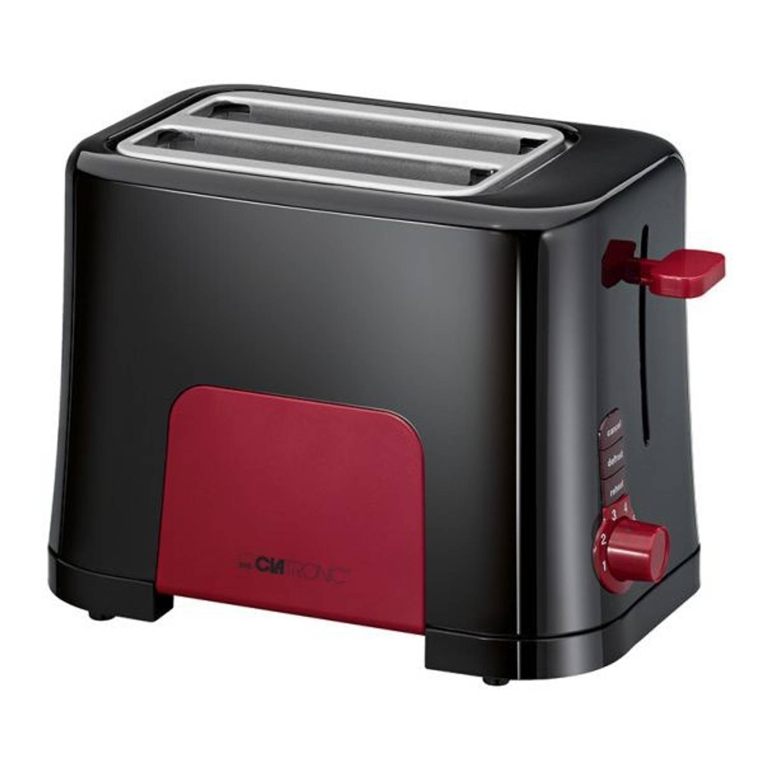 Clatronic broodrooster-toaster ta 3551