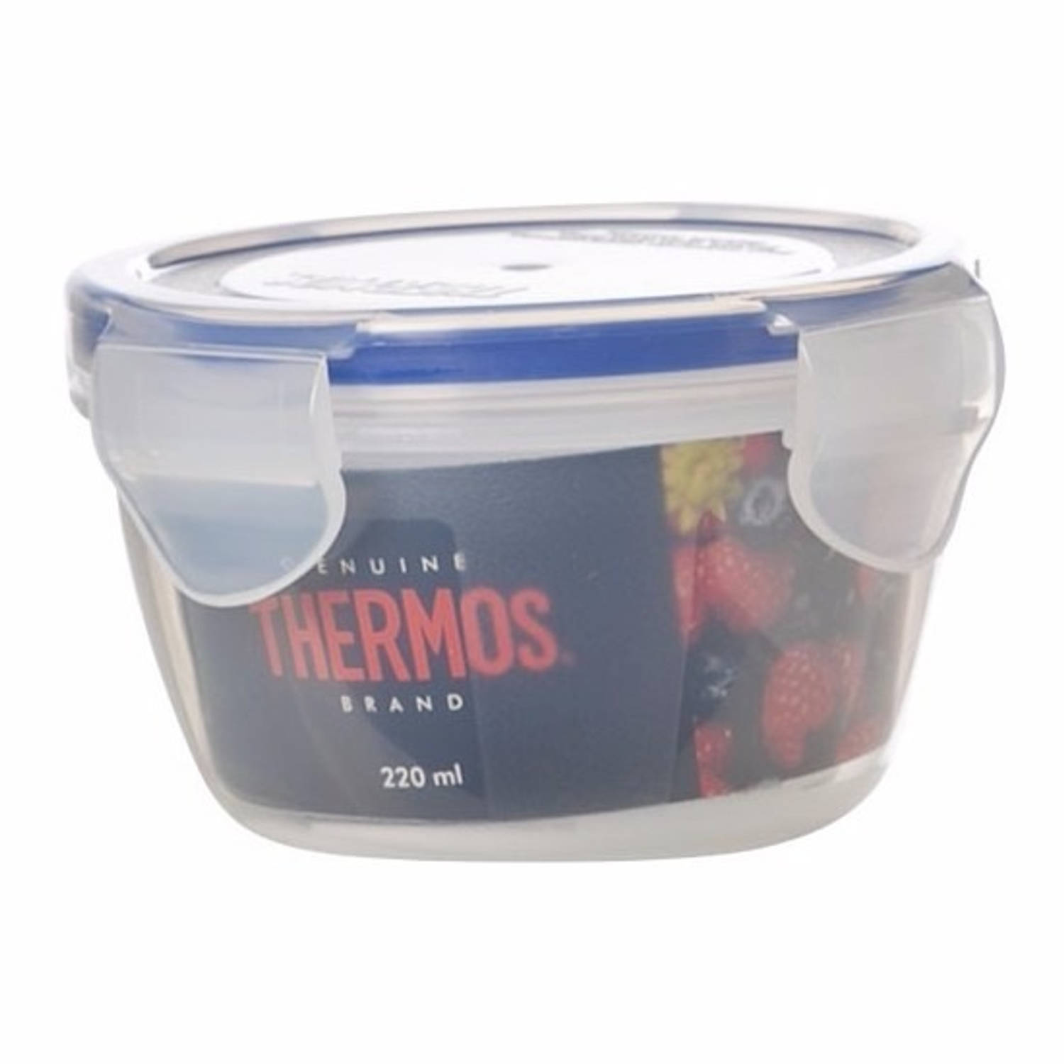 Thermos airtight vershoud doos rond 220 ml