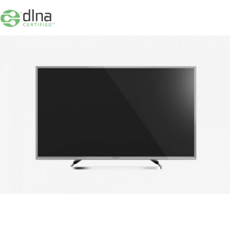 Panasonic tx-43esw504s 43'' full hd smart tv zilver led tv