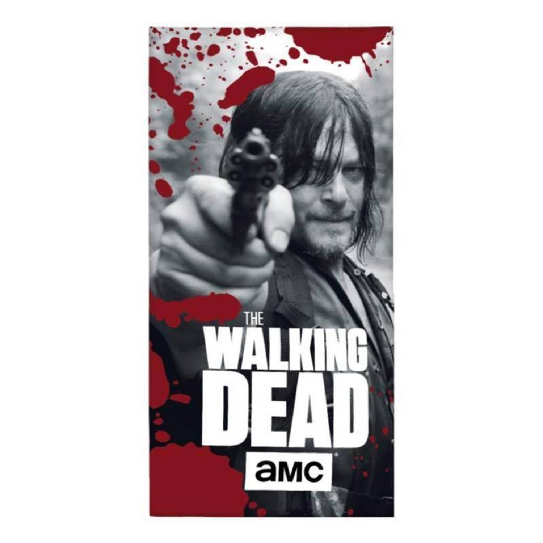 The Walking Dead strandlaken - 75x150 cm