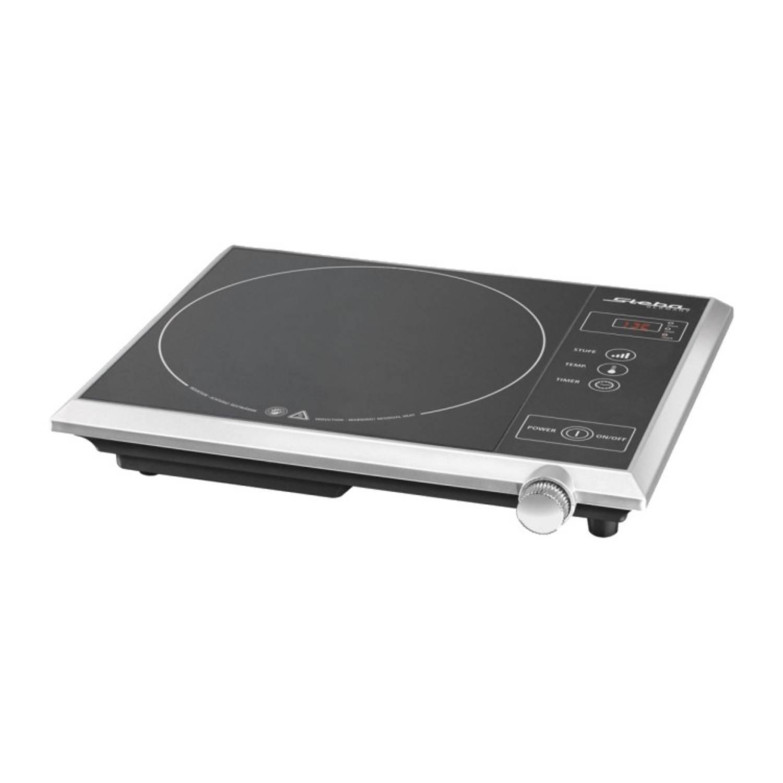 Comfortabele inductie kookplaat IK 50 OT