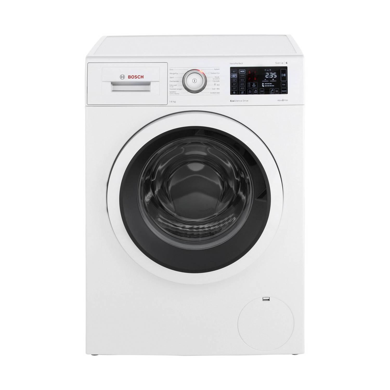 bosch serie 6 wat28542nl wasmachines wit blokker. Black Bedroom Furniture Sets. Home Design Ideas