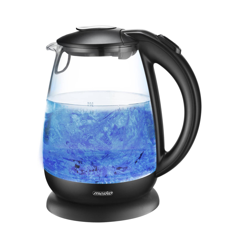 Mesko MS 1263 Glazen waterkoker 1.7 Ltr
