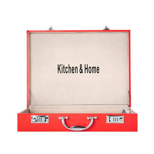 Kitchen & Home Bestekset - 72 delig
