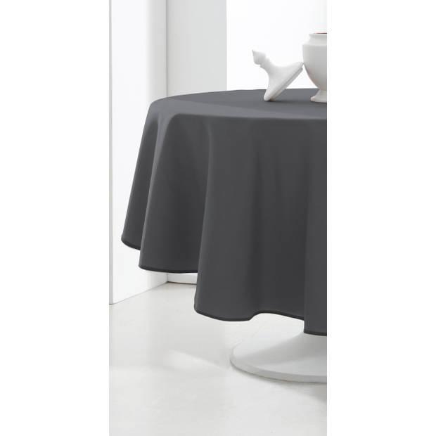 Today Rond Tafelkleed Antraciet - 180cm