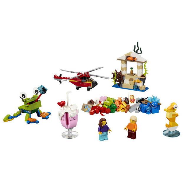 LEGO Building Bigger Thinking werelds plezier 10403