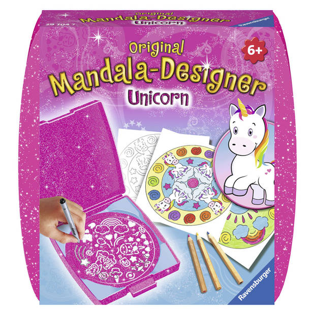 Ravensburger Junior Mandala-Designer Unicorn