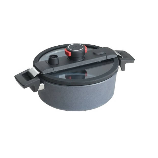 Braadpan, 28cm - Woll Diamond Active Lite Induction