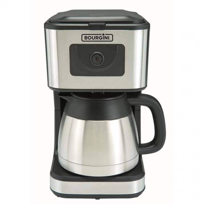 Bourgini koffiezetapparaat Classic Deluxe - 1 liter