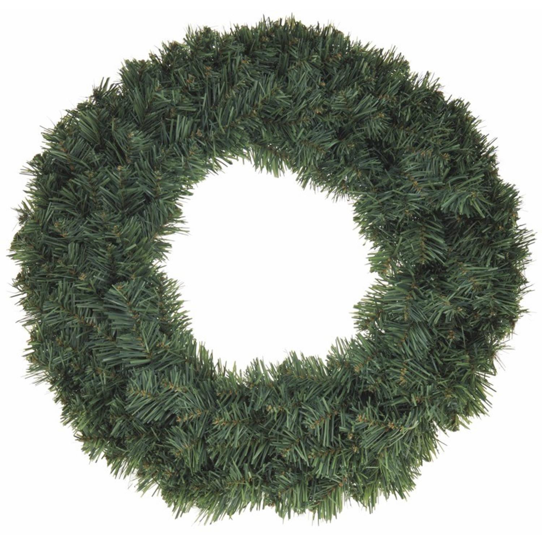 Kerstkrans dennentakjes 50 cm