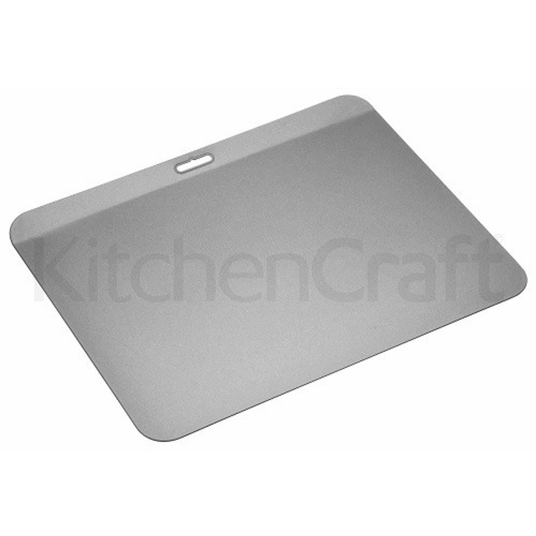 Platte bakplaat rechthoekig, 35 cm x 28cm - Masterclass