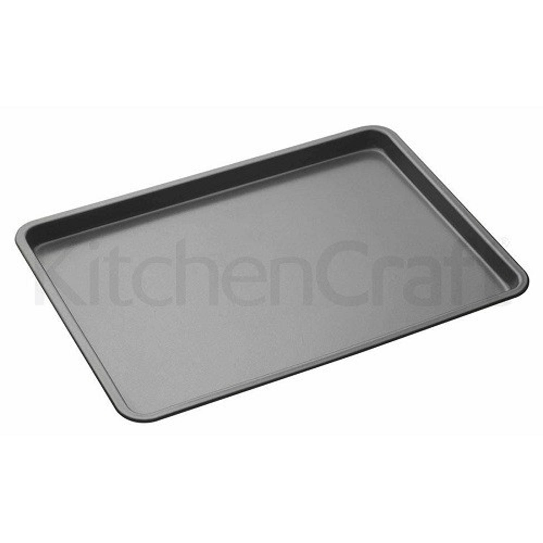 Platte bakvorm / bakplaat rechthoekig, 35 cm x 25cm - Masterclass
