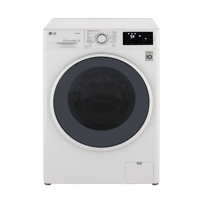 LG FH4J6TS8 wasmachines - Wit