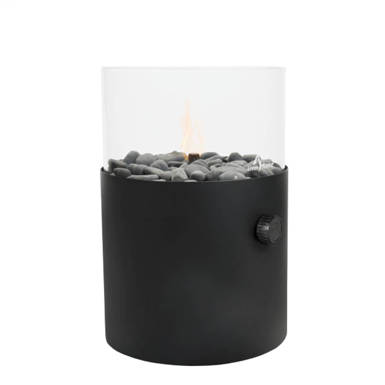 Cosi Fires Scoop gaslantaarn XL zwart