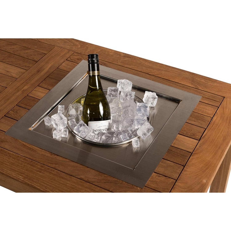 Happy Cocooning losse inbouw wijnkoeler vierkant