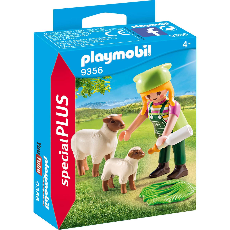 9356 Playmobil Schapenhoedster