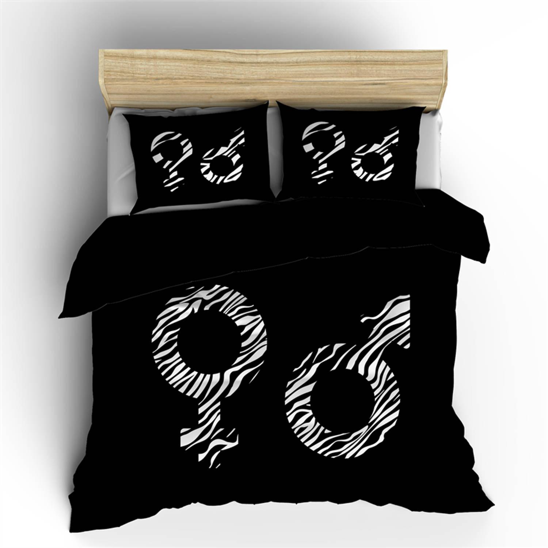 Nightlife Dekbedovertrek Symbols Zebra-140x200/220