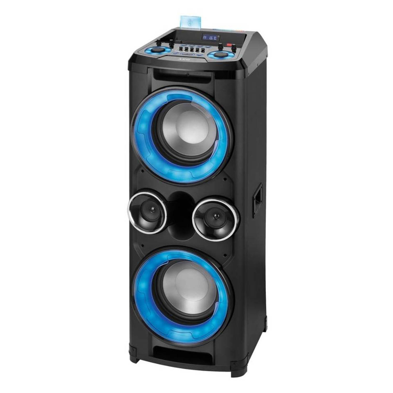 Aeg entertainment audiosysteem zwart ec 4836