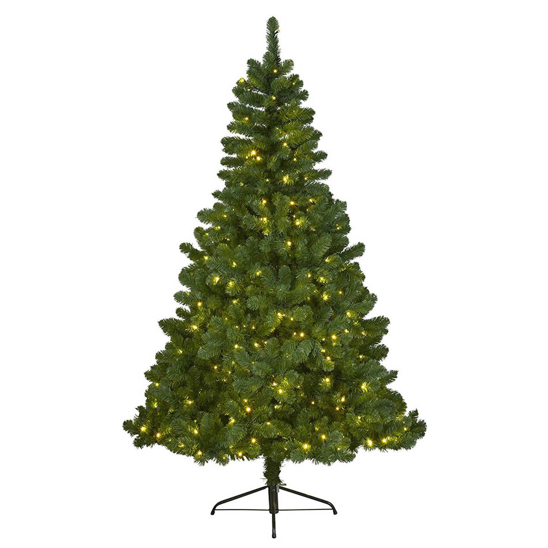 Verlichte kerstboom Everlands Led Imperial Pine 180