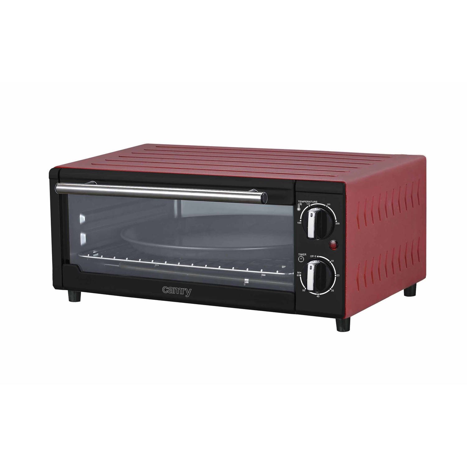 Camry CR 6015R pizza oven rood