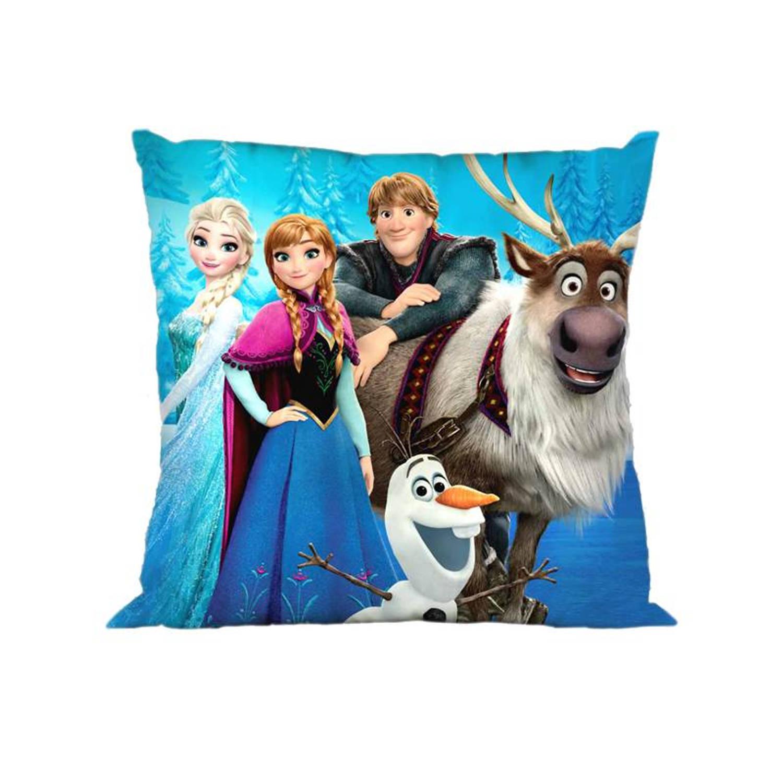 Disney frozen sierkussen - 35x35 cm