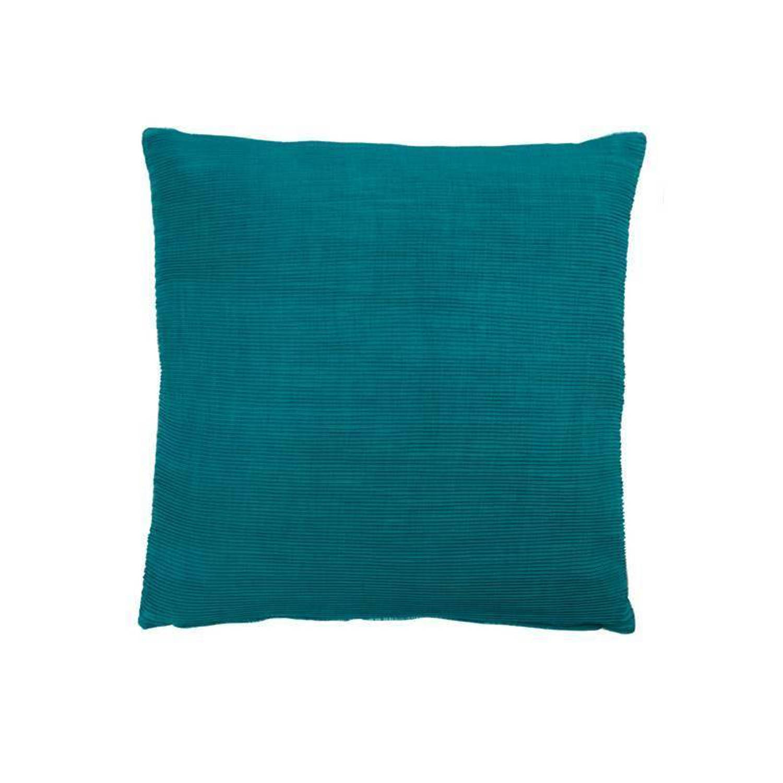 KAAT Amsterdam Mesa Verde sierkussen - 50% katoen - 50% polyester - 45x45 cm - Groen