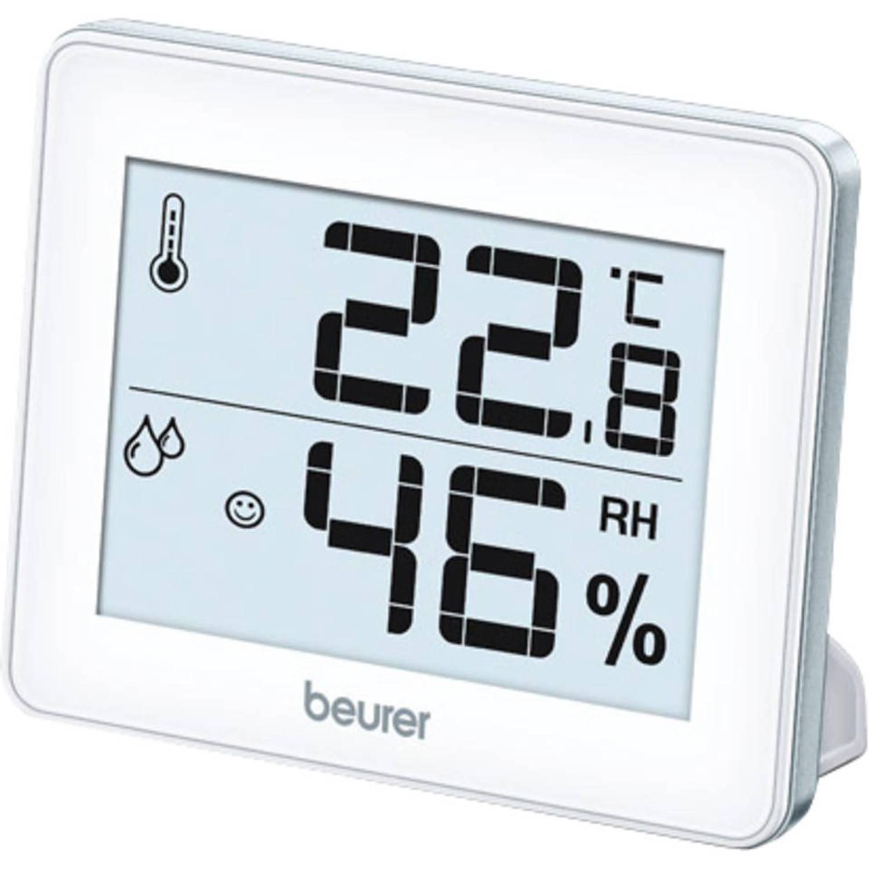 Beurer thermometer en hygrometer HM16