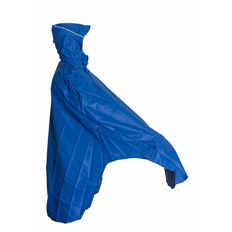 Lowland Fiets Poncho Blauw