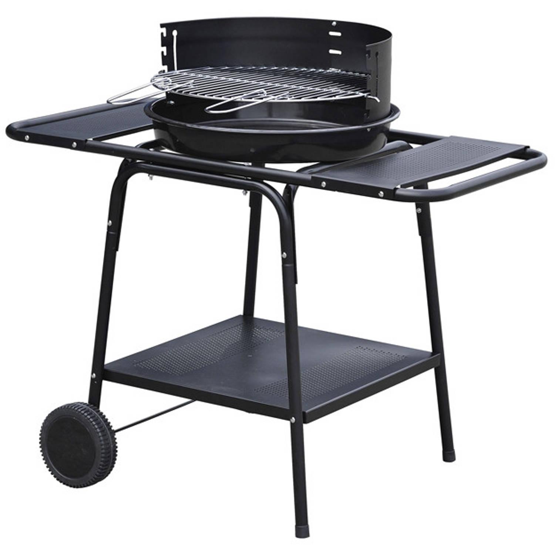 Verrijdbare barbecue - grill
