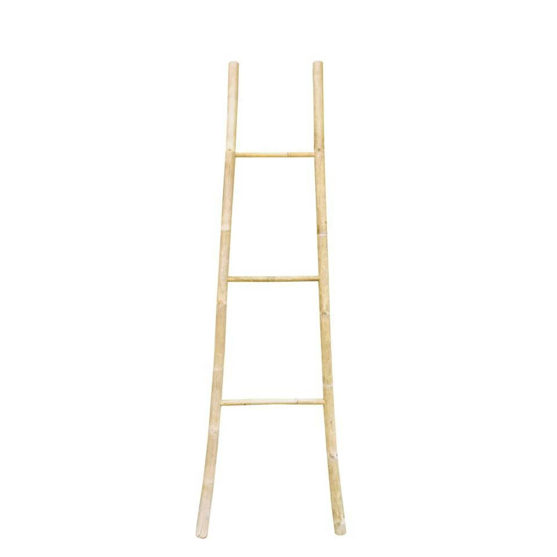 Royal Patio decoratieve ladder Lazio - bamboe