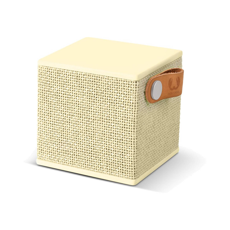 Rockbox Cube Fabriq Edition Buttercup