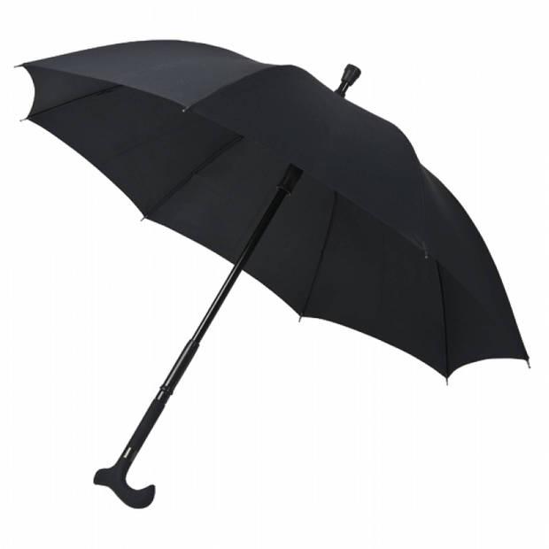 Falcone wandelstok/paraplu combinatie