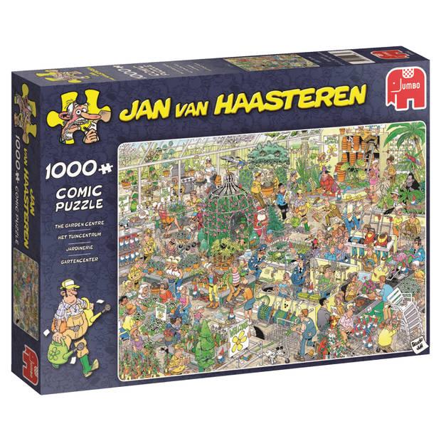 Jan van Haasteren puzzel het tuincentrum - 1000 stukjes